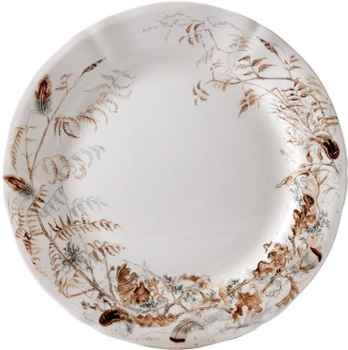 Gien  Sologne Dessert Plate, Foliage $47.00