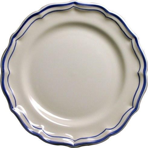 Gien  Filet Bleu Dessert Plate $36.00