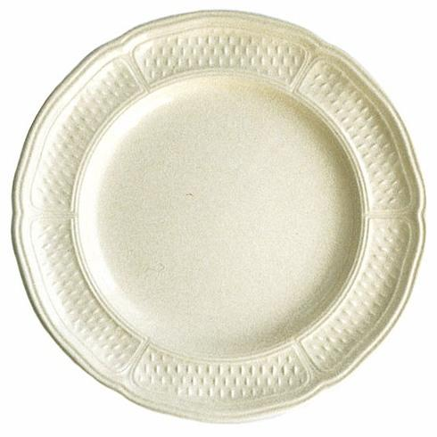 Gien  Pont Aux Choux Cream Dinner Plate $30.00