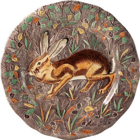 Dinner Plate, Hare
