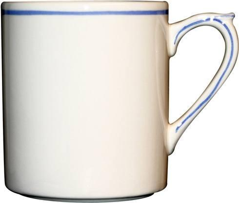 Gien  Filet Bleu Mug $40.00