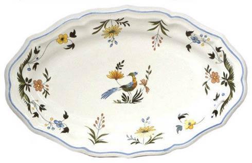 $115.00 Oval Platter , Medium