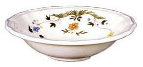 Gien  Oiseaux De Paradis Cereal Bowl $47.00