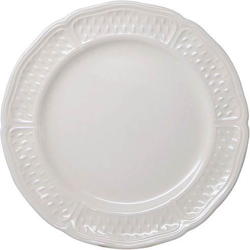 Gien  Pont Aux Choux White Dessert Plate $23.00