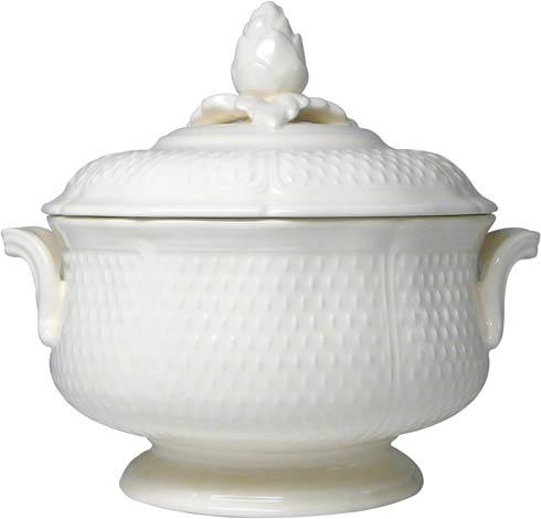 Gien  Pont Aux Choux White Soup Tureen / Covered Vegetable $388.00