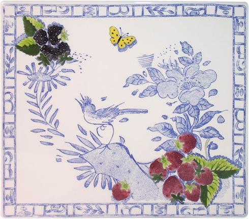 $125.00 Square Plate