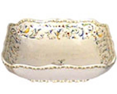 Gien  Toscana Square Fruit Bowl $180.00