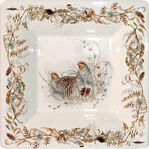 Gien  Sologne Large Square Candy Tray $77.00