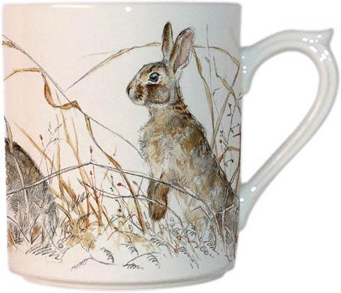 Gien  Sologne Mug, Rabbit $40.00