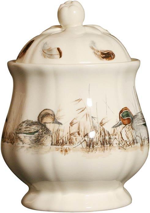 Gien  Sologne Sugar Bowl $110.00