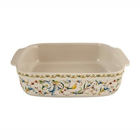 Gien  Toscana Medium Square Baker $85.00