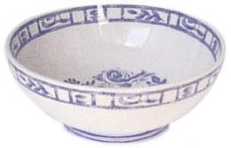 Gien  Oiseau Blue & White Oiseau Cereal Bowl  $50.00