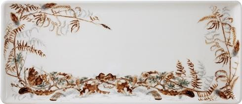 Gien  Sologne Oblong Serving Tray (Foliage) $133.00
