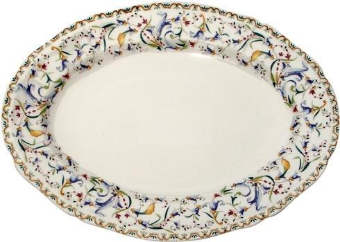 Gien  Toscana Oval Platter, Medium $125.00