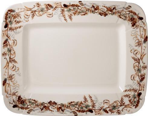 Gien  Sologne Rectangular Platter (Foliage) $276.00