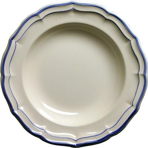 Gien  Filet Bleu Rim Soup $42.00