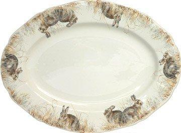 Gien  Sologne Oval Platter, Medium $202.00
