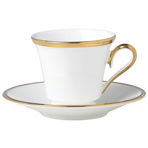 $57.95 Eternal White Cup & Saucer