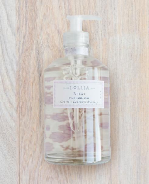 $23.95 Relax Hand Soap