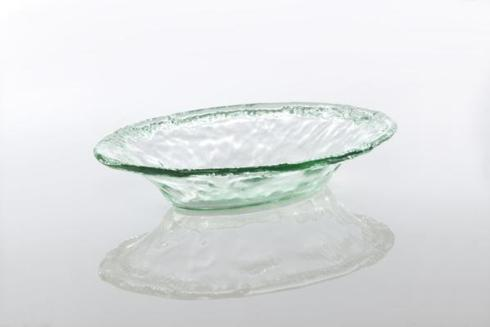 "Shiraleah   Glass Oval 16.25"" Party Bowl $58.95"