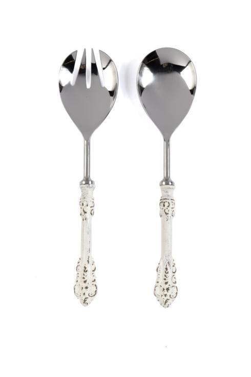 Antique Silver Salad Servers collection with 1 products