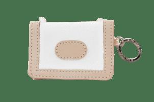 $46.00 ID Wallet White