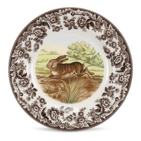 Spode   Woodland Salad Plate 8 Inch (Rabbit) $32.50
