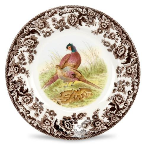 Spode   Woodland Salad Plate 8 Inch (Pheasant) $32.50