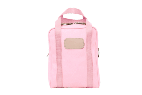 $78.00 Shag Bag Rose Coated Canvas