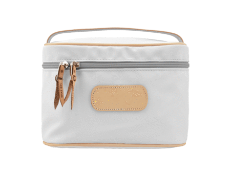 $110.00 Makeup Case White