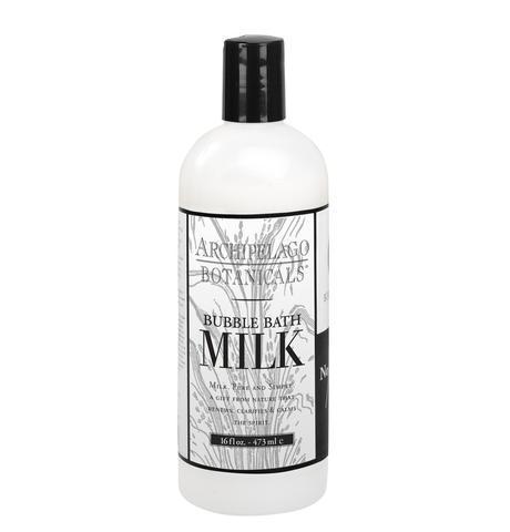 Archipelago Botanicals  Milk Bubble Bath $18.95
