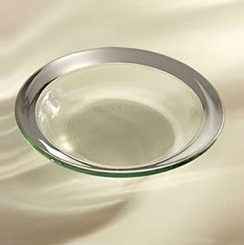 $147.95 Annieglass Medium Deep Round Serving Bowl