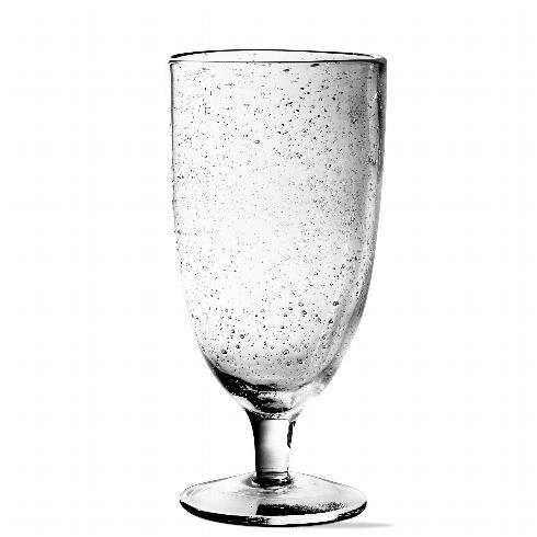 Tag   Iced Tea Goblet Bubble Glass $15.95