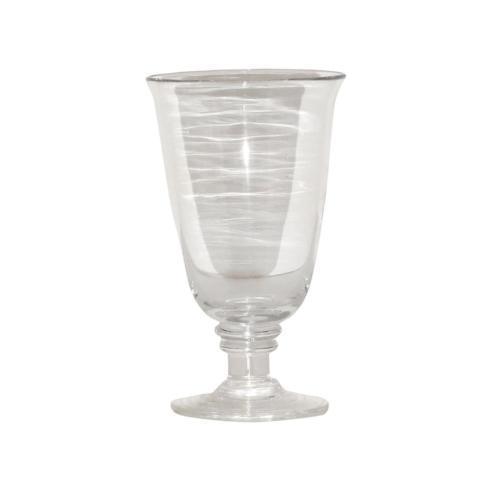 $14.95 Savanna Goblet Clear