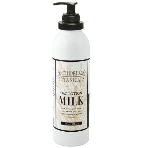 $32.95 Oat Milk 18 oz. Body Lotion