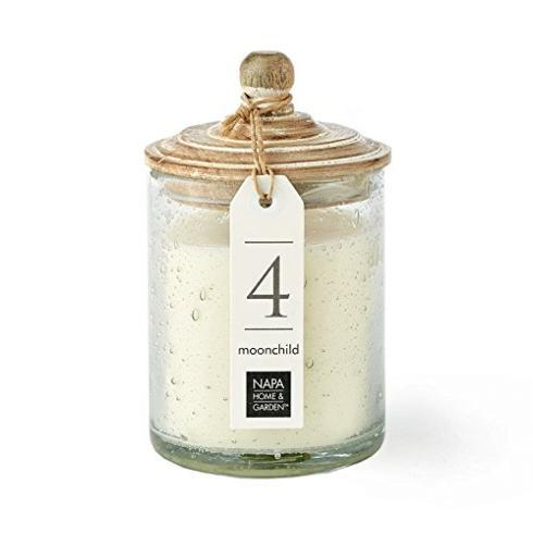 Napa Home & Garden  CANDLES GRAYOAK Soy Wax Candle Moonchild #4 $19.95