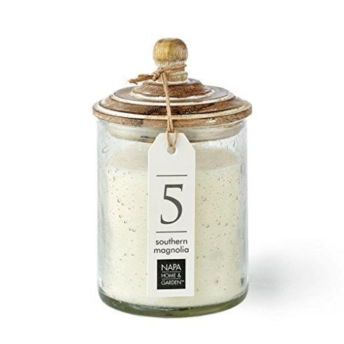 Napa Home & Garden  CANDLES GRAYOAK Soy Wax Candle Southern Magnolia #5 $19.95