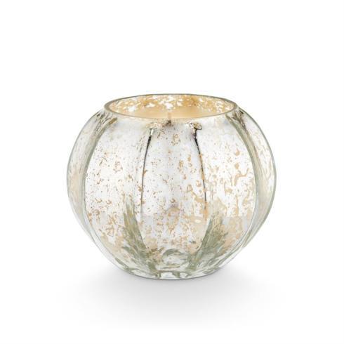 Elizabeth Clair\'s Unique Gifts   Rustic Pumpkin Mercury Leaves $18.95