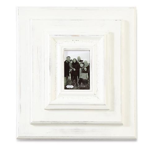 $62.95 4X6 White Layered Frame