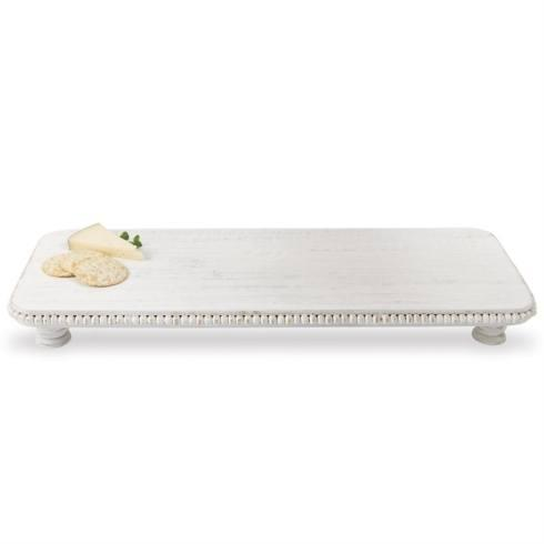 Mud Pie   BEADED SERVING BOARD Large $42.95