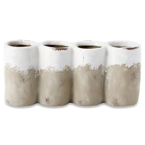 EARTHENWARE MULTI-VASE collection with 1 products