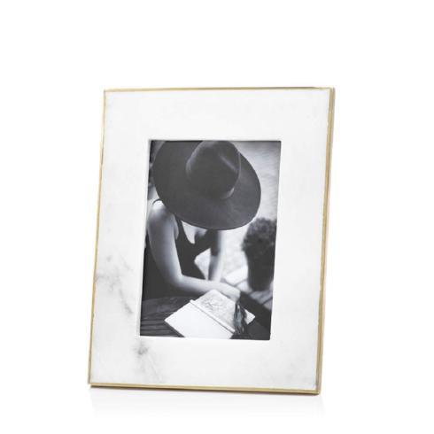 Zodax  Frames Marmo Marble Photo Frame Holds 4 X 6 Photo $54.95