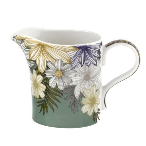 $21.41 Portmeirion Atrium Floral 10oz Cream Jug