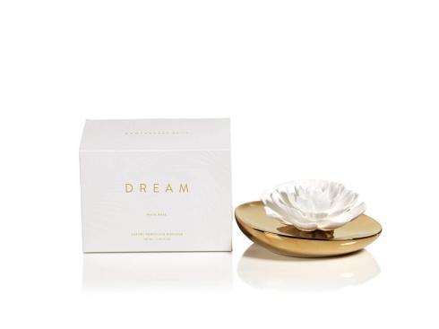 Dream Porcelain Flower Diffuser, White Rose collection with 1 products