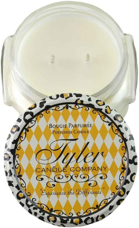 Tyler Candle Company   22oz Fleur De Lis Candle $21.00