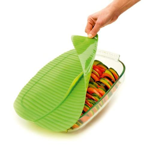 "$20.95 Large Banana Leaf Lid 10"" x 14"""