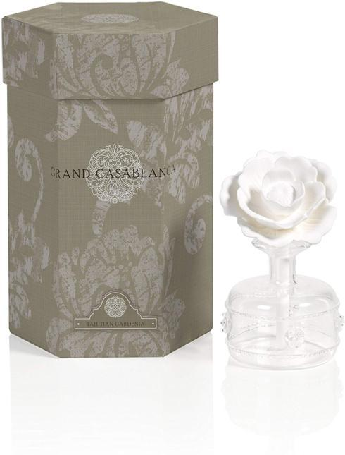 Mini Grand Casablanca Porcelain Diffuser, Tahitian Gardenia collection with 1 products