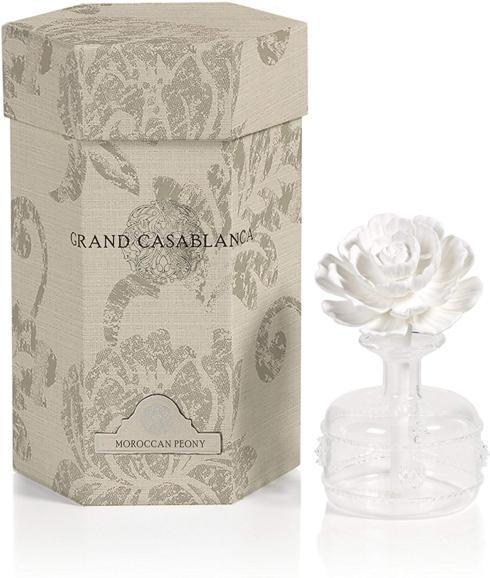Zodax Mini Grand Casablanca Porcelain Diffuser, Moroccan Peony collection with 1 products