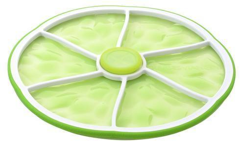 $12.95 Citrus Stacking Lid - Lime Med/Small 8""