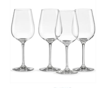 Lenox  Tuscany Classics® 4-piece Pinot Grigio Glass Set $43.95